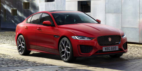 2020 Jaguar XE pricing and specs