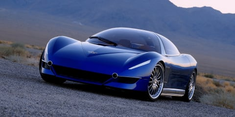 Design Review: Chevrolet Corvette Moray by ItalDesign (2003)