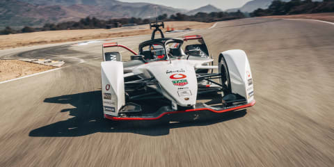 Porsche 99X revealed: Formula E racer takes shape
