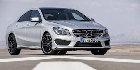 Mercedes-Benz CLA-Class unveiled