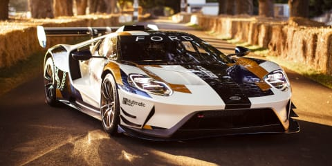 2020 Ford GT Mk II unveiled
