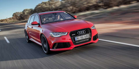 2013 Audi RS6 Avant Review