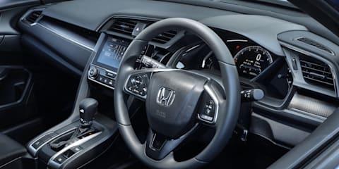 2020 Honda Civic VTi hatch review