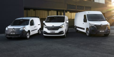 Renault vans get five-year capped-price servicing to match warranty