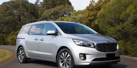 2016 Kia Carnival SLi review