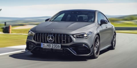 2020 Mercedes-AMG A45 & CLA45 revealed, here early next year