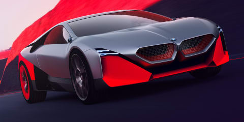 BMW Vision M Next revealed