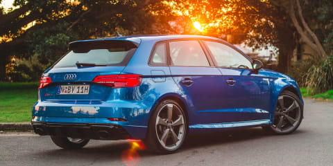2020 Audi RS3 Sportback review: Bidding a quiet farewell to a hot hatch icon