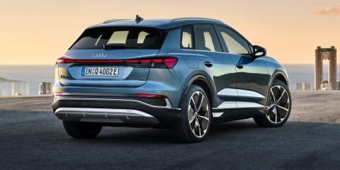 2021 Audi Q4 E-Tron electric SUV and Sportback revealed