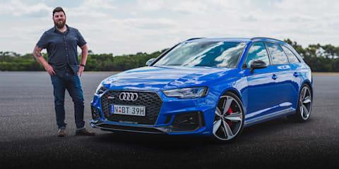 CarAdvice Winners Circle: Audi RS4 Avant