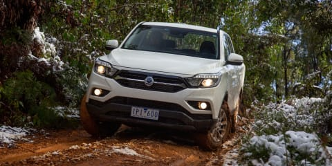 Ssangyong Australia well behind sales targets