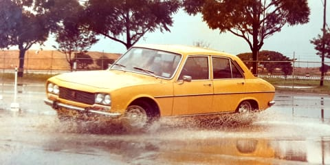 1974 Peugeot 504 TI review