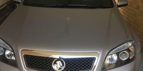 2012 Holden Caprice V review