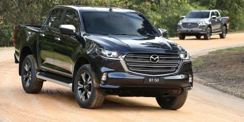 2021 Mazda BT-50 price and specs: Dual-cab from $44,090 plus on-road costs