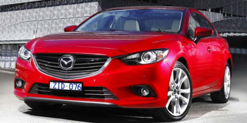 Mazda 6 boot capacity increased, new safety option pack now available