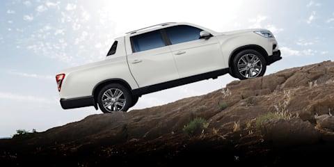 2019 Ssangyong Musso XLV review (long wheelbase)