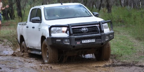 2019 Toyota HiLux SR (4x4) review