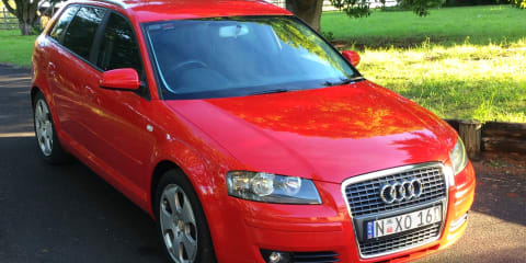 2006 Audi A3 Sportback 2.0 FSI Ambition review