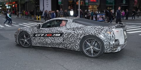 2020 Chevrolet Corvette confirmed for July 18 debut