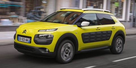 Citroen C4 Cactus attracting unprecedented online interest, says brand