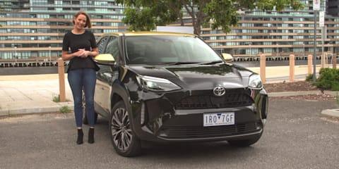 Video: 2021 Toyota Yaris Cross Urban review