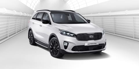 2020 Kia Sorento Black Edition revealed