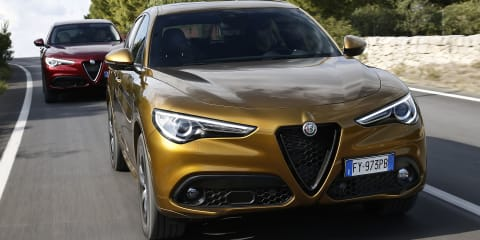 2020 Alfa Romeo Giulia and Stelvio updates revealed