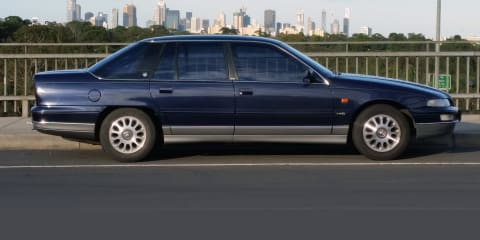 1995 Holden Statesman V6 review