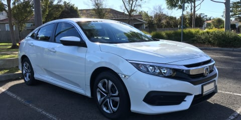 2018 Honda Civic VTi review