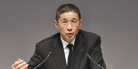 Nissan CEO Saikawa resigns due to pay scandal
