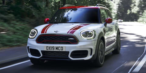 2019 Mini Clubman JCW, Countryman JCW revealed