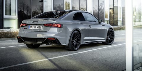 2021 Audi RS5 Coupe and Sportback: New images