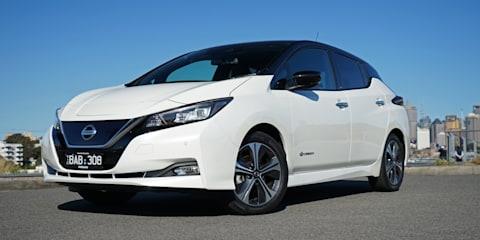 2020 Nissan Leaf recalled for gear shifter problem