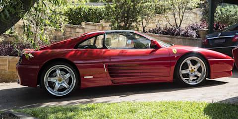 1993 Ferrari 348 TS review Review