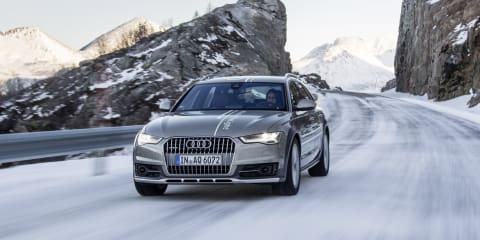 Audi A6 Allroad Biturbo under consideration for Australia
