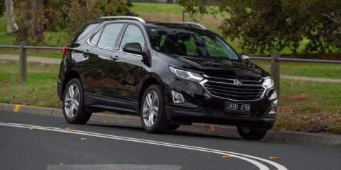 2019 Holden Equinox LTZ AWD long-term review: Urban driving