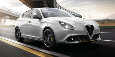 2021 Alfa Romeo Giulietta Edizione Finale price and specs