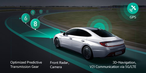 Hyundai and Kia preview ingenious proactive transmission