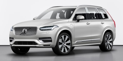 2020 Volvo XC90 facelift revealed, new mild hybrid drivetrains announced