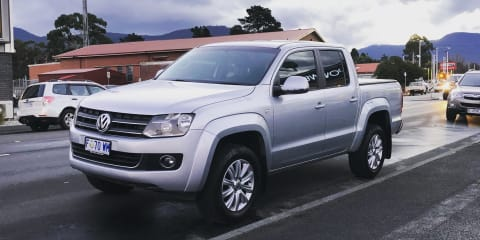 2012 Volkswagen Amarok TDI400 Highline (4x4) review