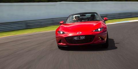 2016 Mazda MX-5 track day review – Sandown Raceway