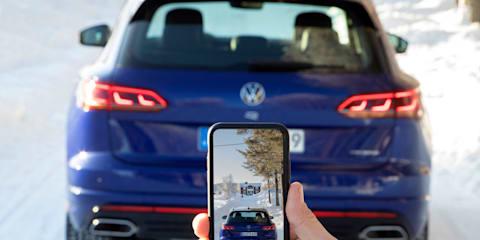 2020 Volkswagen Touareg R PHEV revealed