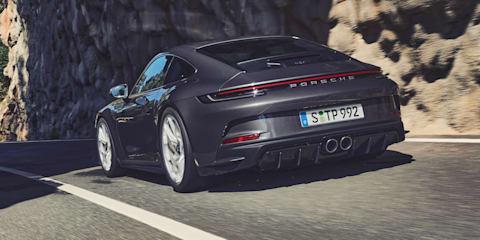 Gallery: 2022 Porsche 911 GT3 Touring