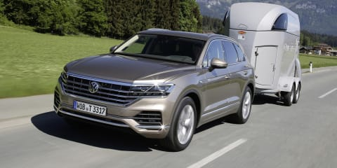 2021 Volkswagen Touareg Adventure price and specs