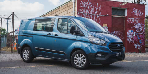 2020 Ford Transit models recalled due to suspension fault