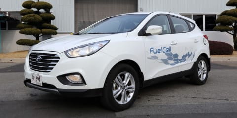 "Hydrogen growth ""infrastructure dependent"", says Hyundai"