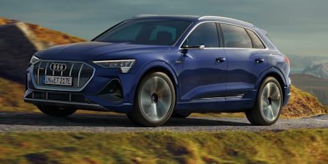 Audi E-Tron tweaks unlock more range