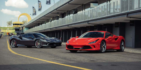 2020 Ferrari F8 Tributo review: Track test