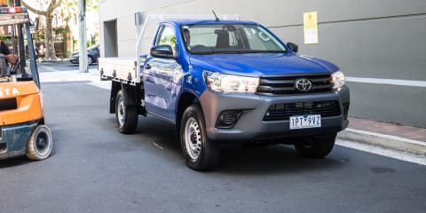 2019 Toyota HiLux Workmate 4x4 review