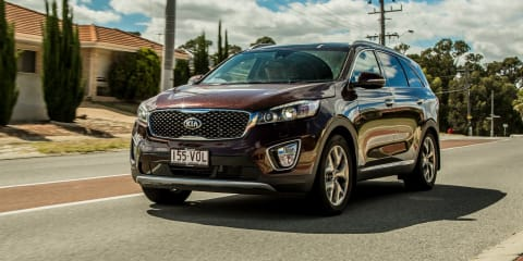 Kia Sorento sales in Australia not good enough, brand says